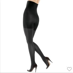 SPANX High Waisted Shaping Shaper Tights